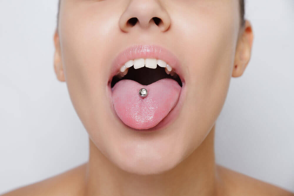 Tongue Piercing 101 - Oral Health Risks | Dr. Simon Pong Dentistry