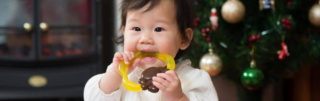 Teething Facts & Tips