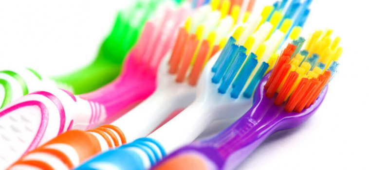 Toothbrush Care & Tips